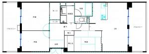 802マンションbefore図面